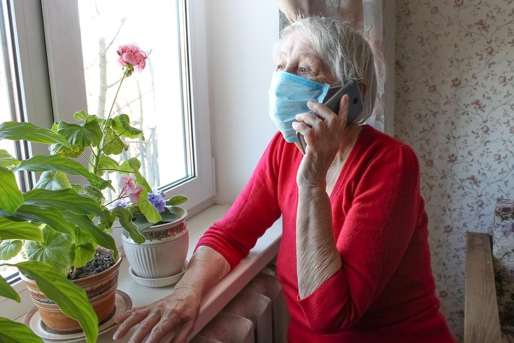 Senior Home Care COVID 19